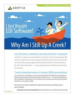 WhitePaper_EDI Software_UpACreek